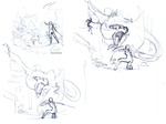 Destruction of Solitude Sketches