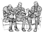 Hot Dads of Thedas - Blonds Edition