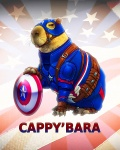 cappy'bara